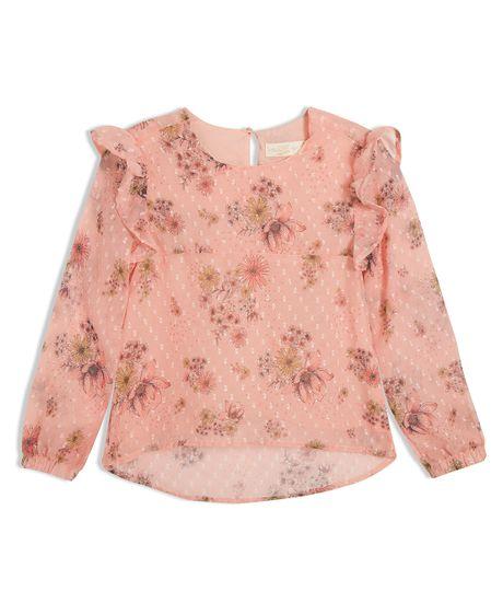 Camisa-manga-larga-Ropa-nina-Rosado