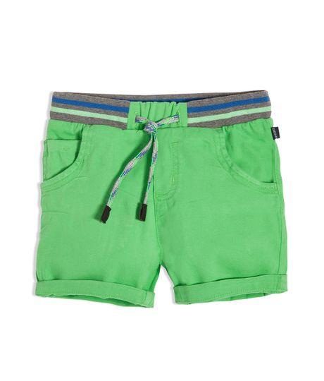 Bermuda-Ropa-bebe-nino-Verde