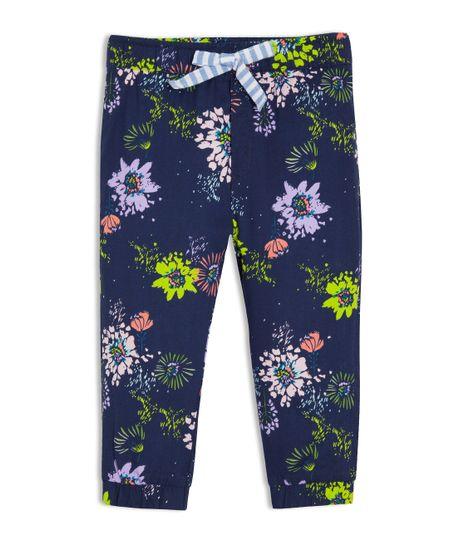 Pantalon-baggy-Ropa-bebe-nina-Azul