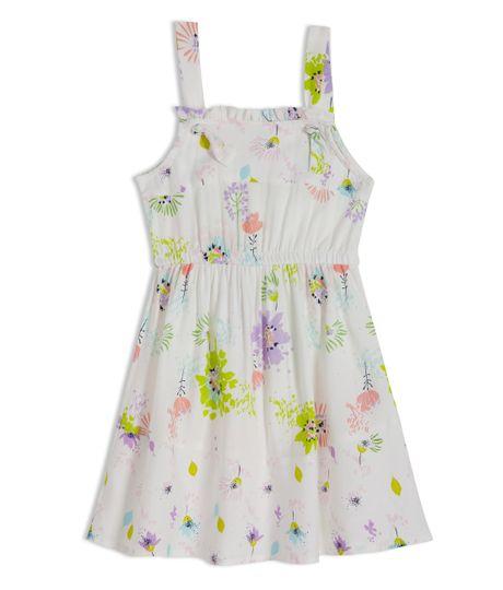 Vestido-manga-sisa-Ropa-bebe-nina-Amarillo