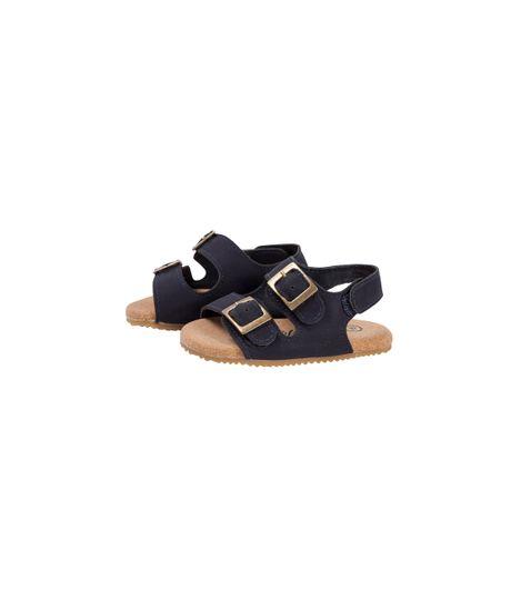 Sandalias-Ropa-recien-nacido-nino-Azul