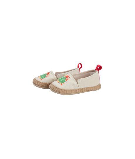 Zapatos-cosidos-Ropa-recien-nacido-nina-Amarillo