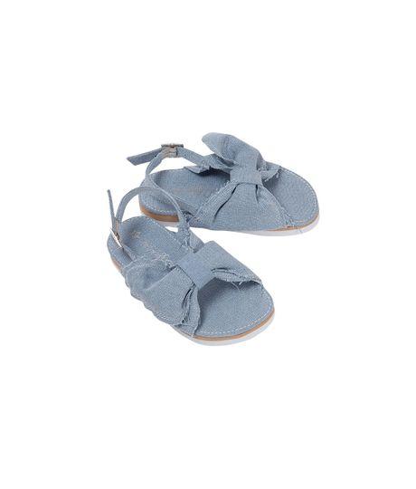 Sandalias-Ropa-bebe-nina-Azul