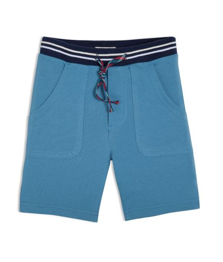 Bermuda-Ropa-nino-Azul