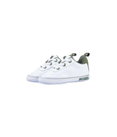 Zapatos-precaminadores-Ropa-recien-nacido-nino-Blanco