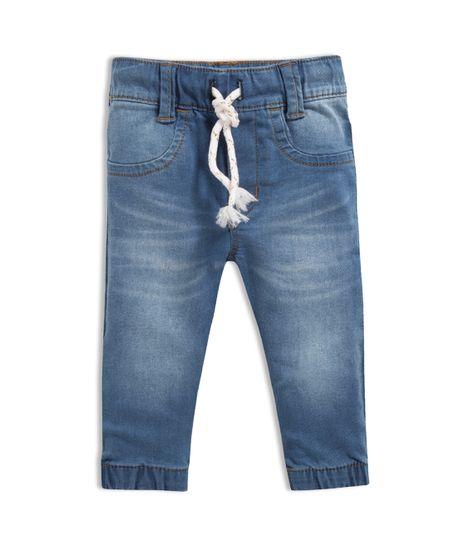 Jean-tipo-jogger-Ropa-recien-nacido-nina-Indigo-medio