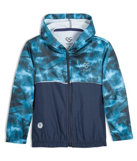 Chaqueta-deportiva-Ropa-bebe-nino-Azul
