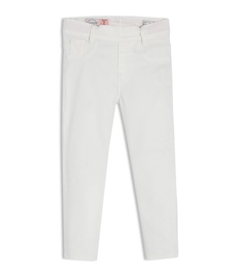 Jeggings-Ropa-bebe-nina-Blanco
