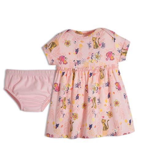 Vestido-con-panty-Ropa-recien-nacido-nina-Rosado