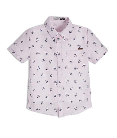 Camisa-manga-corta-Ropa-nino-Rosado