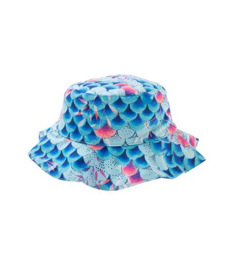 Sombrero-doble-faz-Ropa-recien-nacido-nina-Verde