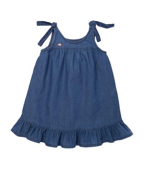 Vestido-manga-sisa-Ropa-bebe-nina-Indigo-medio