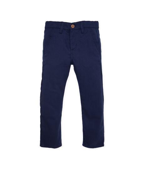 Pantalon-tipo-chino-Ropa-nino-Azul