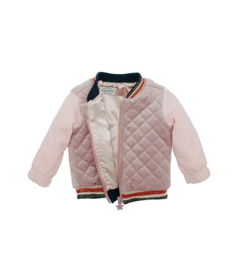 Bomber-jacket-Ropa-recien-nacido-nina-Rosado