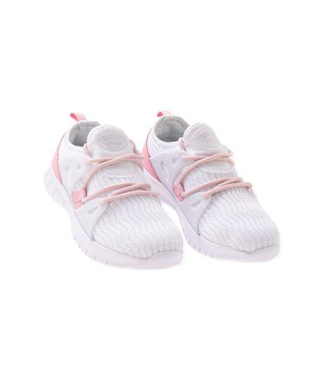 Tenis-deportivos-Ropa-bebe-nina-Blanco