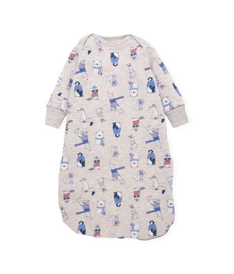 Pijama-sleeping-Ropa-recien-nacido-nino-Gris