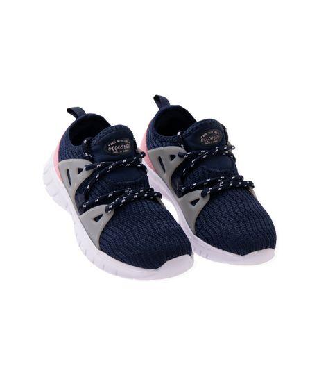 Tenis-deportivos-Ropa-bebe-nina-Azul