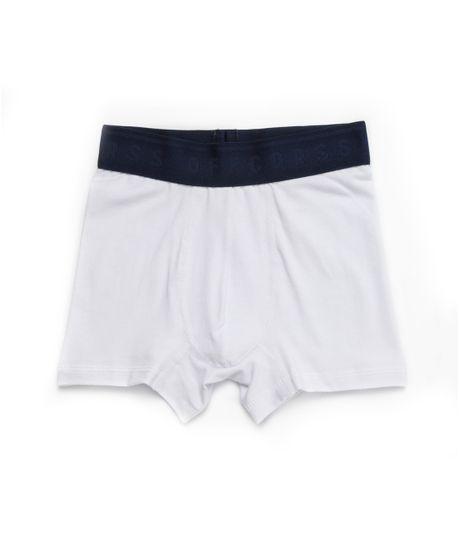 Boxer-Ropa-bebe-nino-Blanco