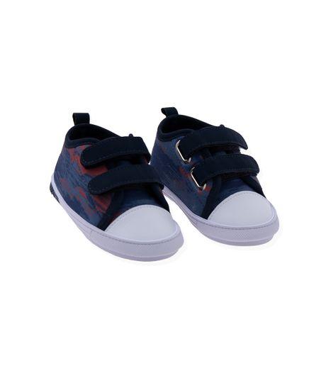Zapatos-precaminadores-Ropa-recien-nacido-nino-Azul