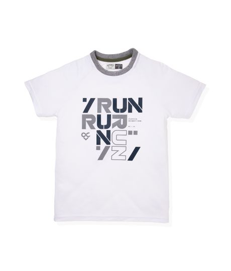 Camiseta-deportiva-Ropa-nino-Blanco