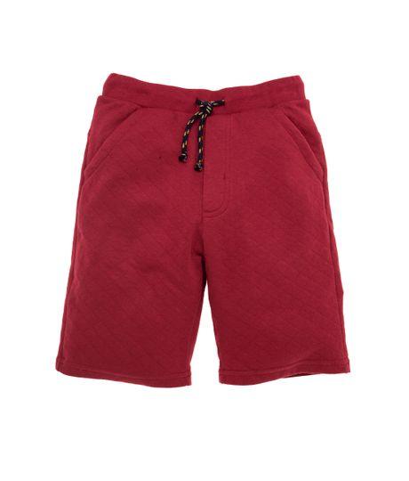 Bermuda-Ropa-nino-Rojo