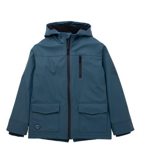 Chaqueta-impermeable-Ropa-nino-Azul