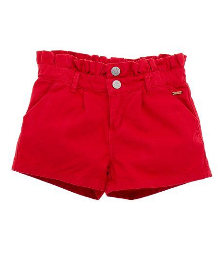 Short-Ropa-nina-Rojo