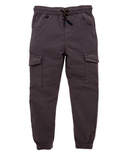 Pantalon-tipo-cargo-Ropa-nino-Gris