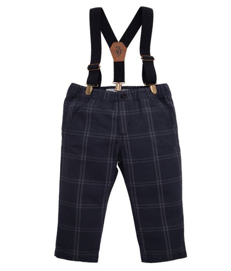 Pantalon-con-cargaderas-Ropa-recien-nacido-nino-Gris