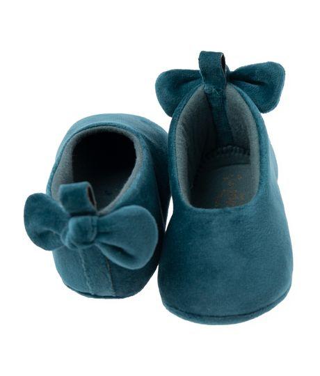 Baletas-Ropa-recien-nacido-nina-Verde