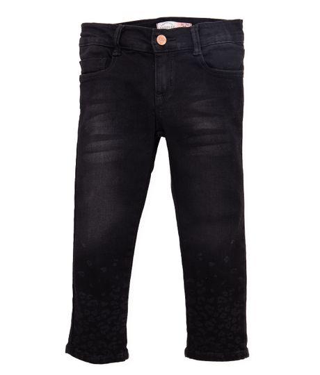 Jean-skinny-Ropa-bebe-nina-Indigo-oscuro