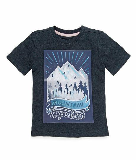 Camiseta-con-holograma-Ropa-bebe-nino-Verde