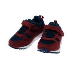 Tenis-deportivos-Ropa-bebe-nino-Rojo