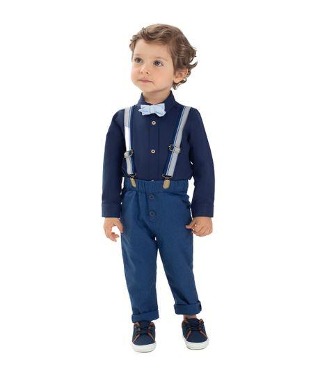 Pantalon-con-cargaderas-Ropa-recien-nacido-nino-Azul