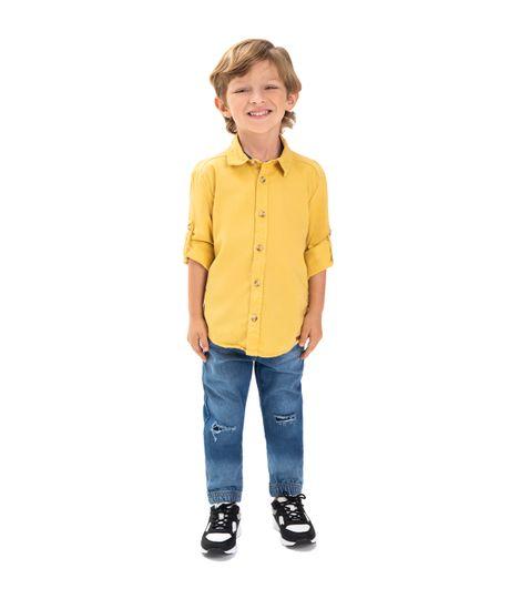 Jean-tipo-jogger-Ropa-bebe-nino-Indigo-medio