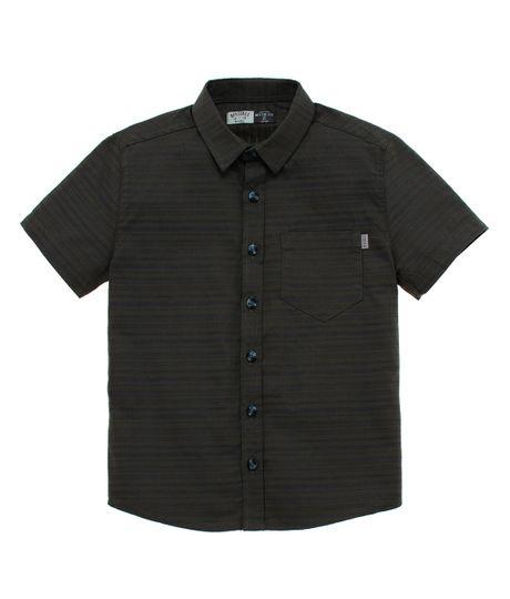 Camisa-manga-corta-Ropa-nino-Verde