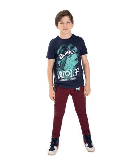 Camiseta-con-control-de-sonido-Ropa-nino-Azul