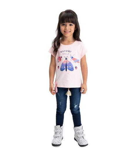 Camiseta-con-control-de-sonido-Ropa-bebe-nina-Rosado