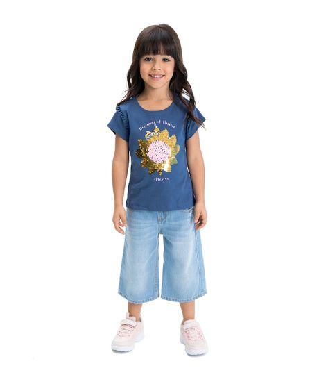 Pantalon-silueta-culotte-Ropa-bebe-nina-Indigo-claro