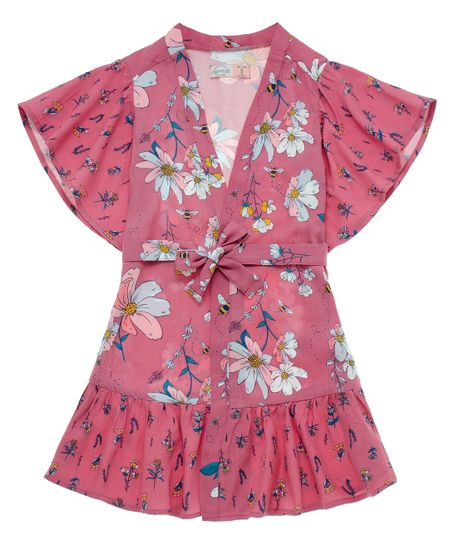 Kimono-Ropa-nina-Rosado