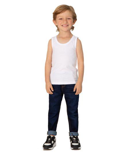 Camiseta-interior-Ropa-bebe-nino-Blanco