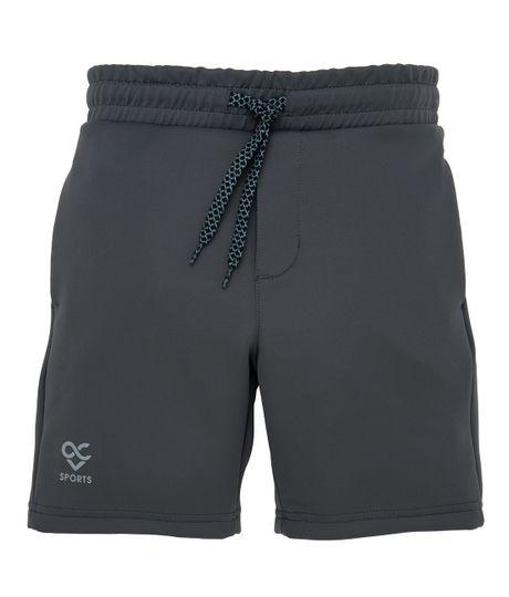 Pantaloneta-deportiva-Ropa-nino-Gris