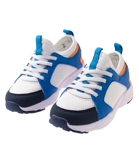 Tenis-deportivos-Ropa-bebe-nino-Azul