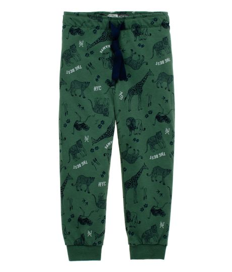 Sudadera-de-pijama-Ropa-bebe-nino-Verde