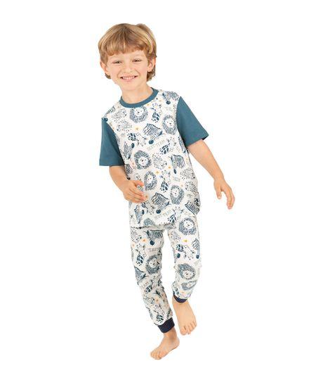 Sudadera-de-pijama-Ropa-bebe-nino-Gris