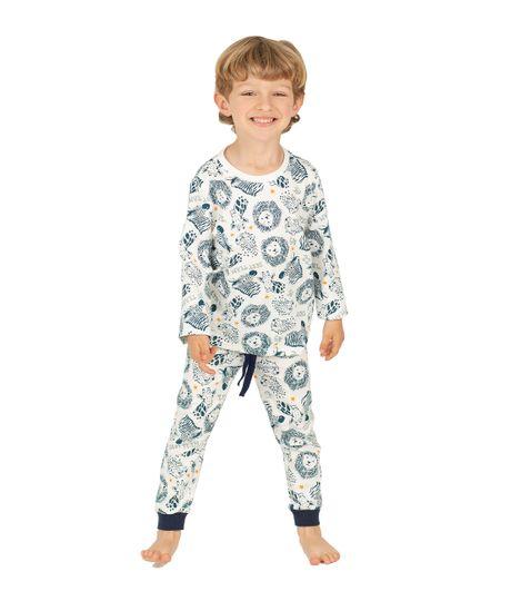 Camiseta-de-pijama-Ropa-bebe-nino-Gris