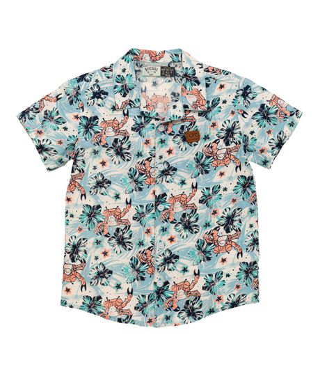 Camisa-playera-Ropa-bebe-nino-Azul