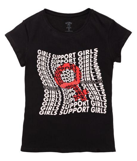 Camiseta-manga-corta-Ropa-nina-Gris