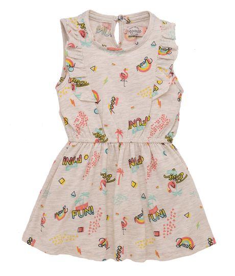 Vestido-manga-sisa-Ropa-bebe-nina-Gris