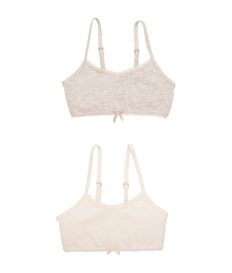 Top-corto-set-x2-Ropa-nina-Blanco